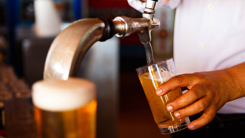 Как хранить разливное пиво