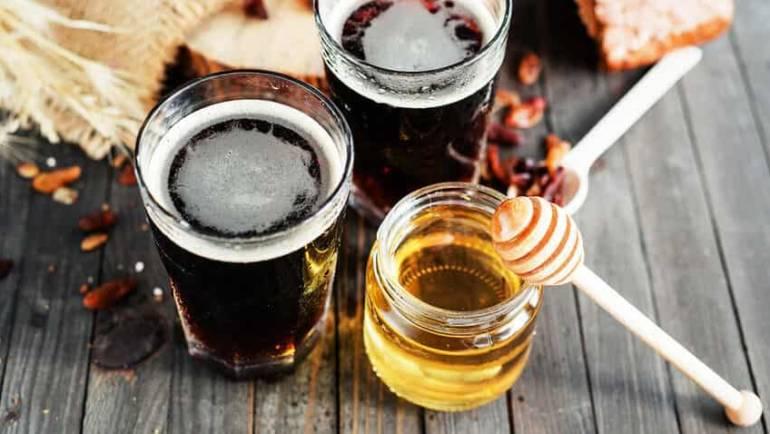 Горячее пиво и оригинальные зимние коктейли