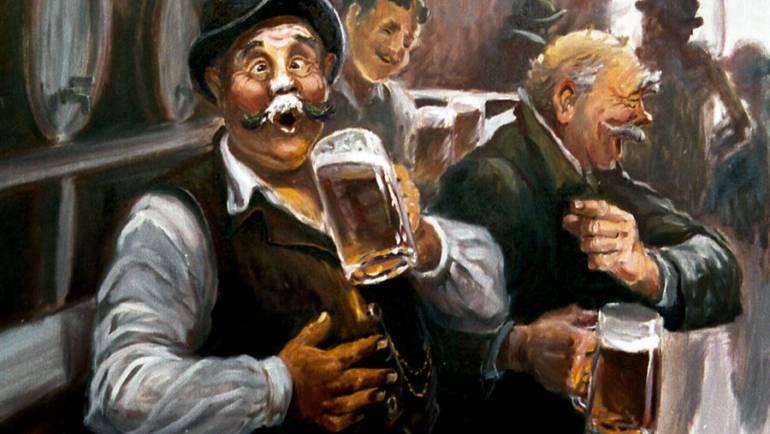 Пиво в Древней Руси