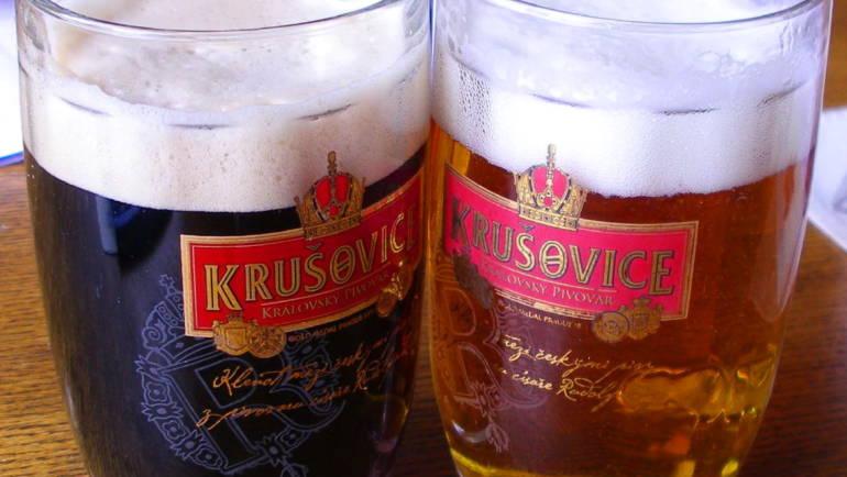 Как пьют пиво в Чехии