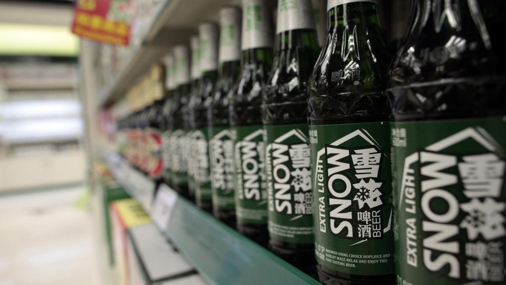 Пиво по-китайски