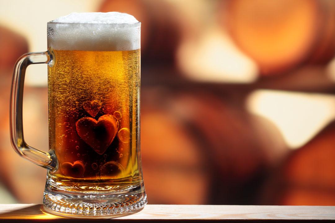 На чем основана любовь к пиву?