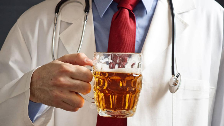 Применение пива в медицинских целях