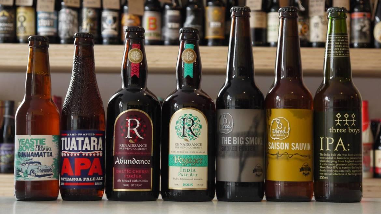 Как складывалась история пива в Новой Зеландии?
