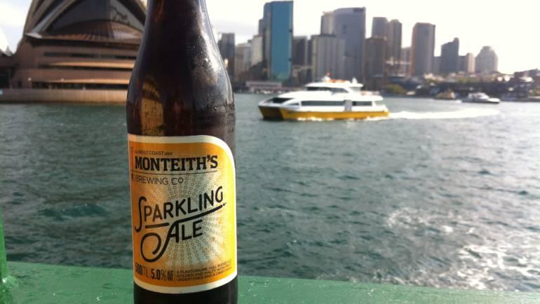 Австралийское пиво