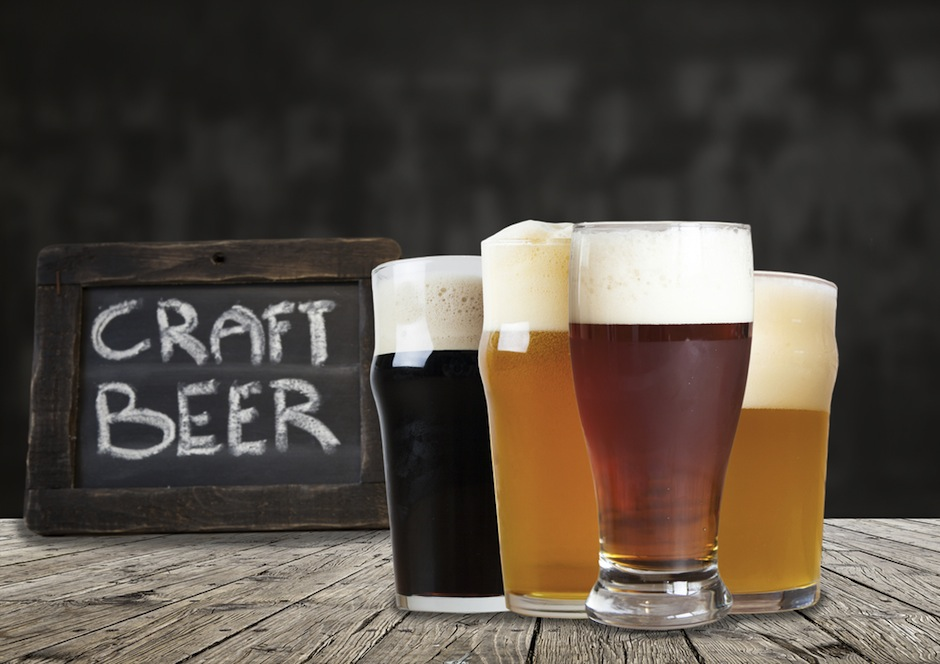 Любители крафтового пива