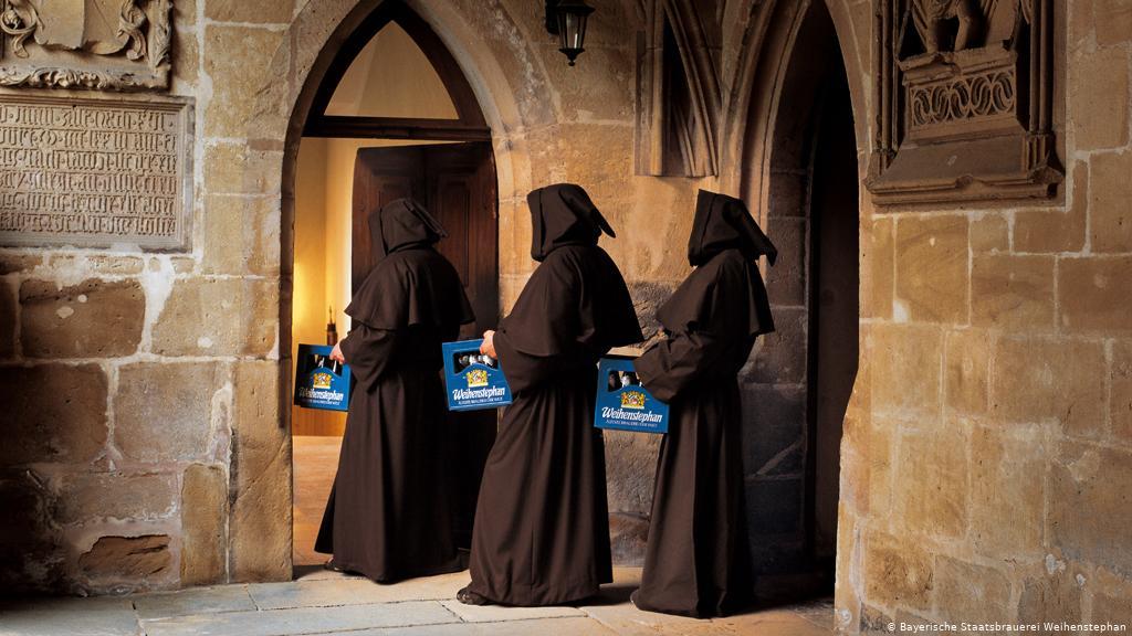 В Хорватии монахи варят крафтовое пиво