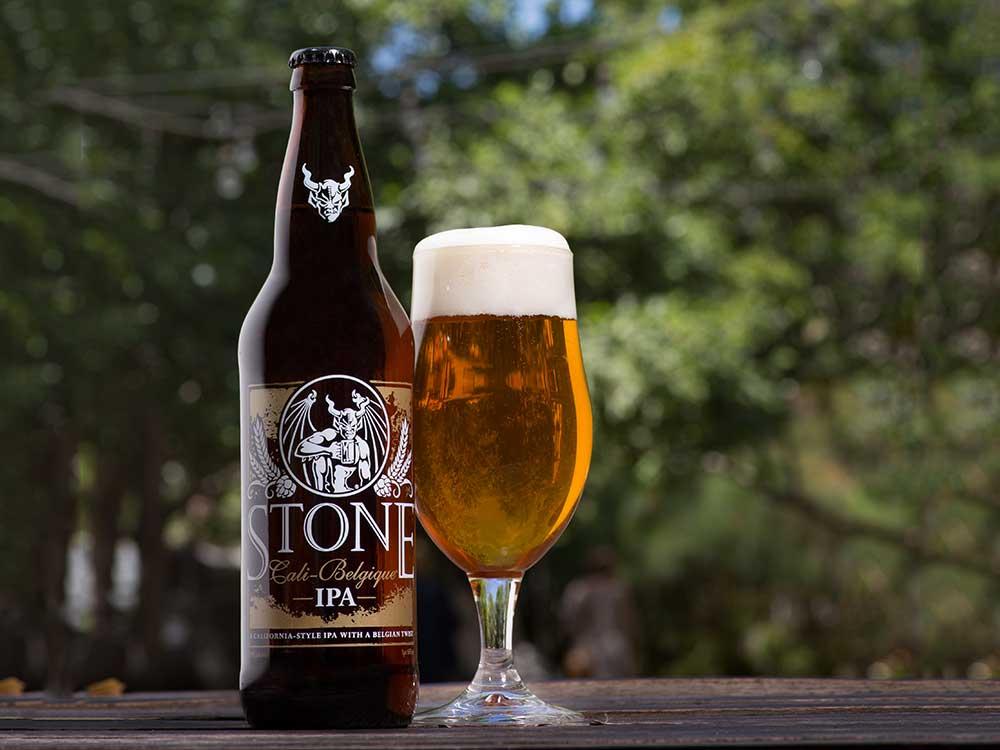 Каменное пиво