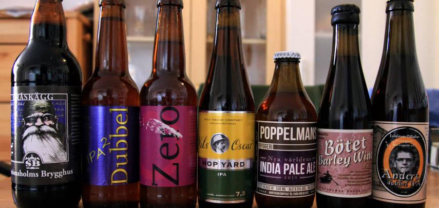 Швеция — страна безалкогольного пива