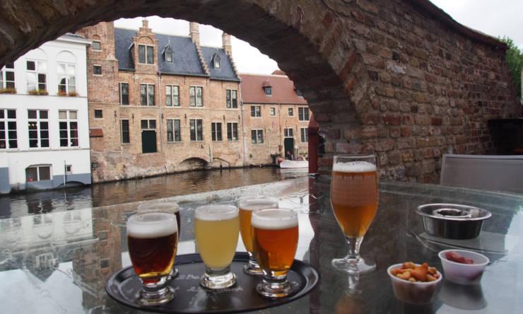 Путешествие и дегустация пива