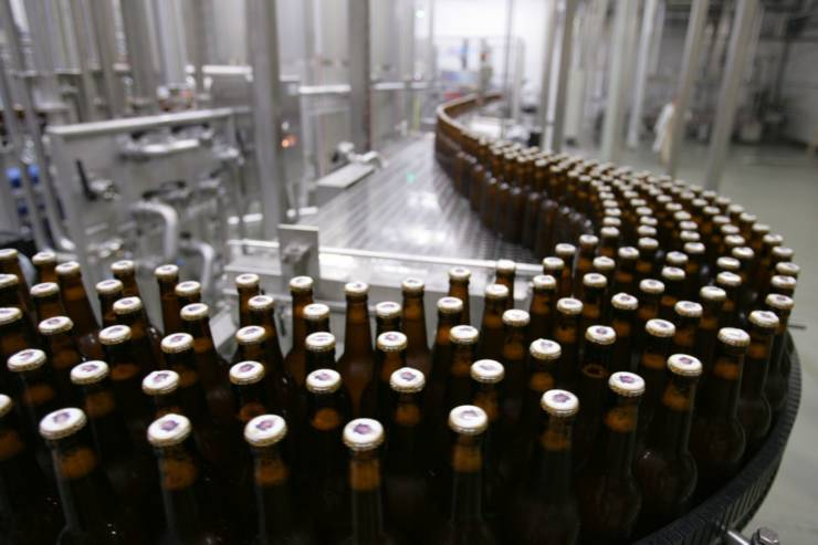 Мировое производство пива увеличилось