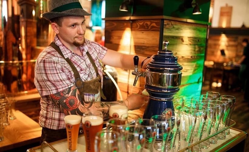 Сколько стоит пиво в Германии