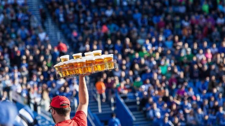 В Лондоне выпустили пиво, сваренное на стадионе
