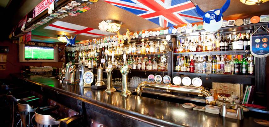 В Британии выросли продажи пива на 37%