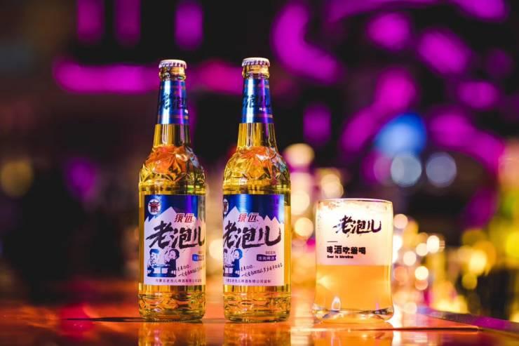 В Китае будет только дорогое пиво