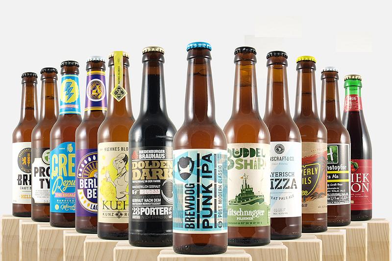 Крафтовые пивоварни побеждают крупные компании с помощью дизайна