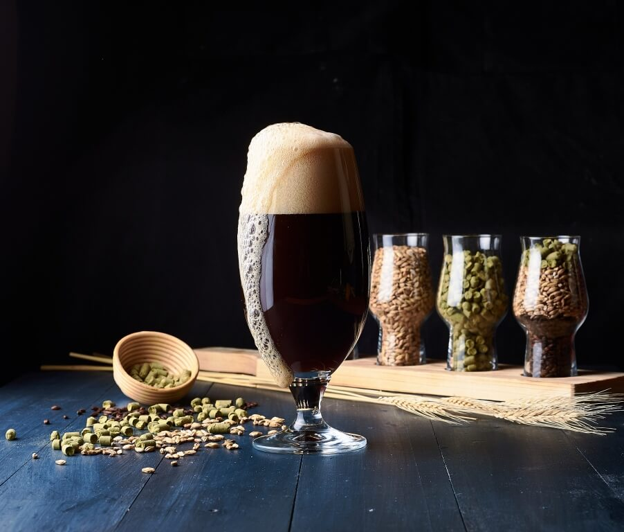 Пиво из сверчков