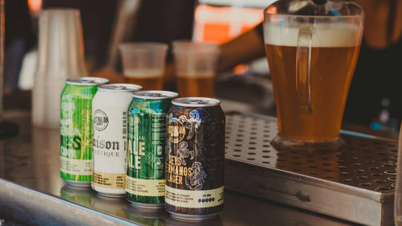 В Австралии заканчивается пиво