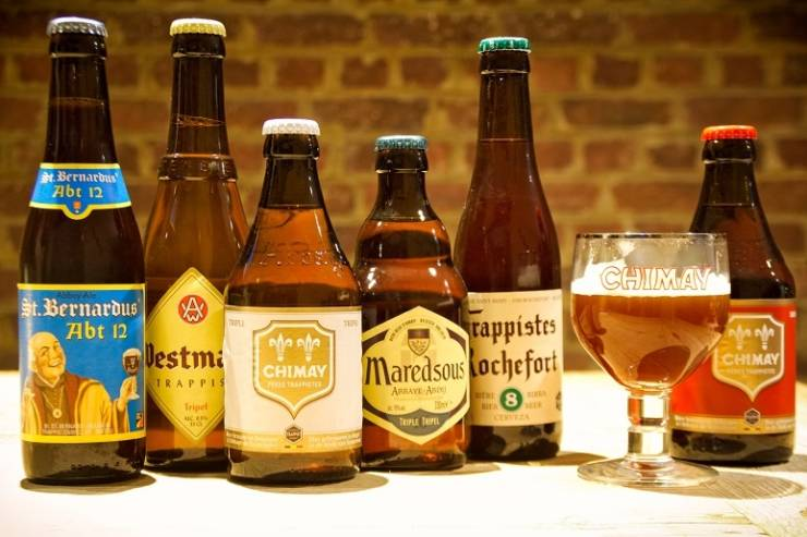 Производство пива в Бельгии упало на 50%