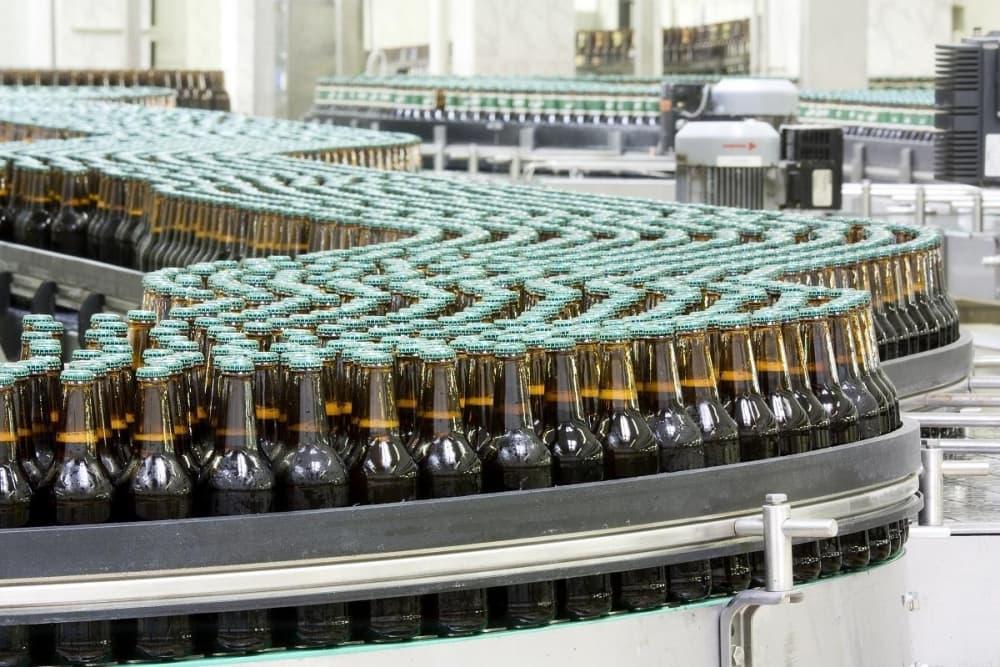 В России стали производить пива больше на 1,5%