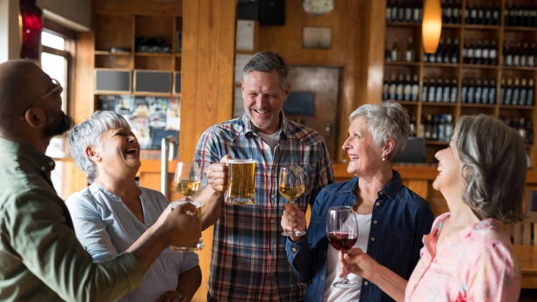 В Техасе пенсионеры открыли пивоварню