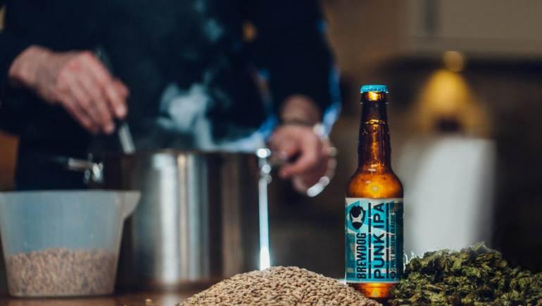 Шотландская пивоварня и энергия ветра