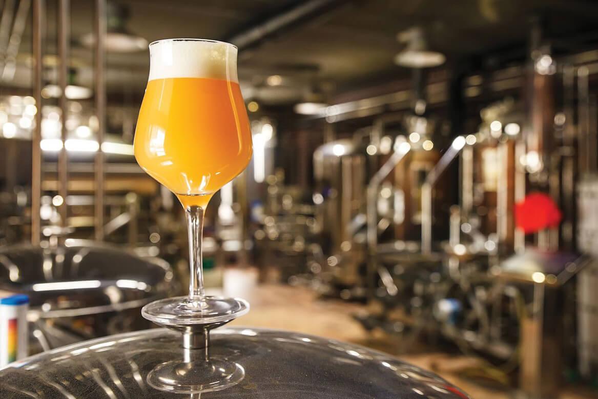 Как создаётся вкус кислого пива