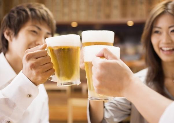 Японское пиво с кодзи