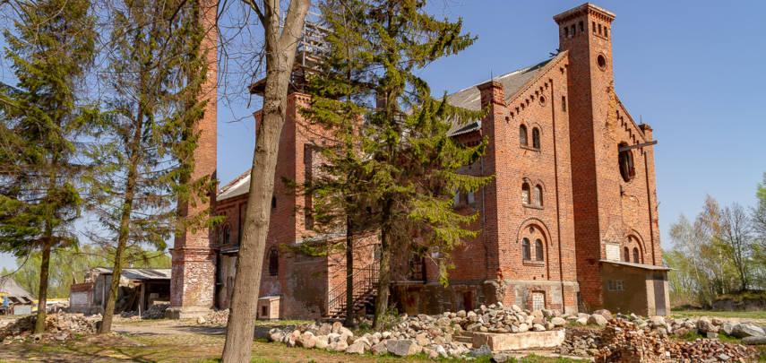 Пивоварню восстановят в Калининграде