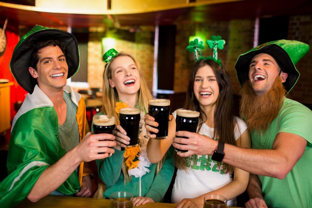 В Ирландии стали меньше пить пива