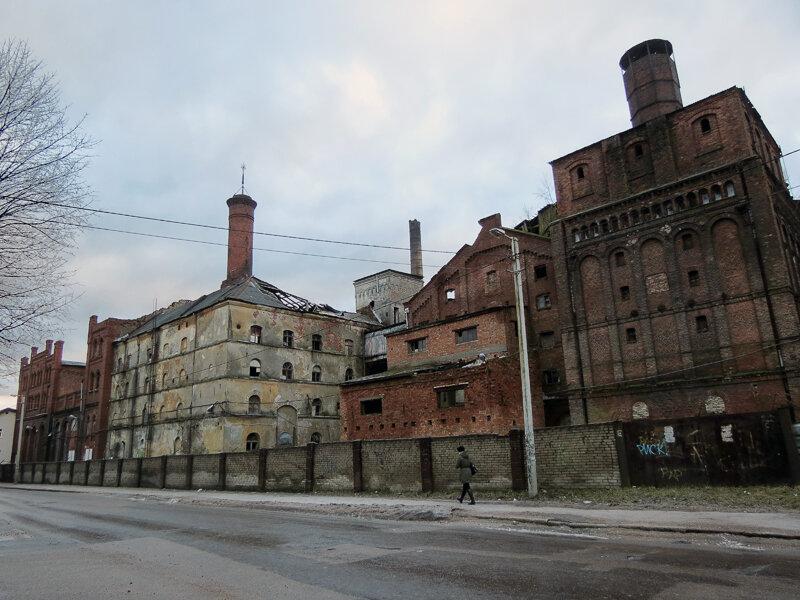 Кёнигсбергский пивной завод