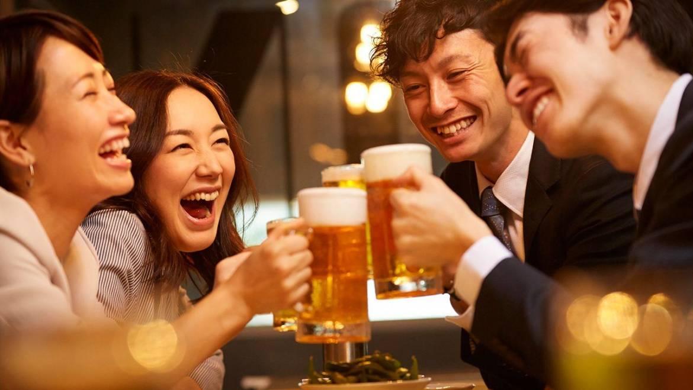 В Японии пиво превращают в джин