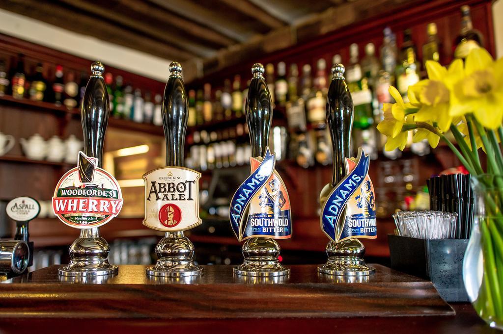 Традиционные британские стили пива