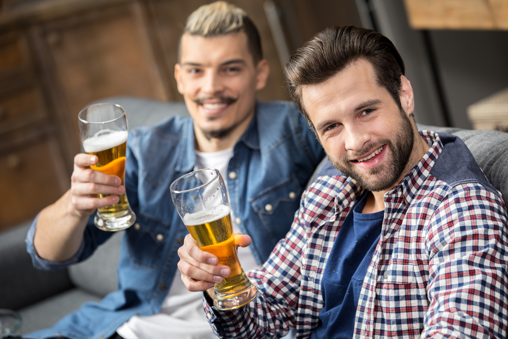 Безалкогольное пиво в Британии