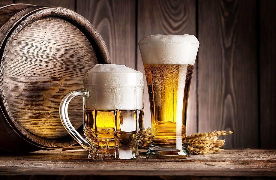 Пиво и пивной напиток