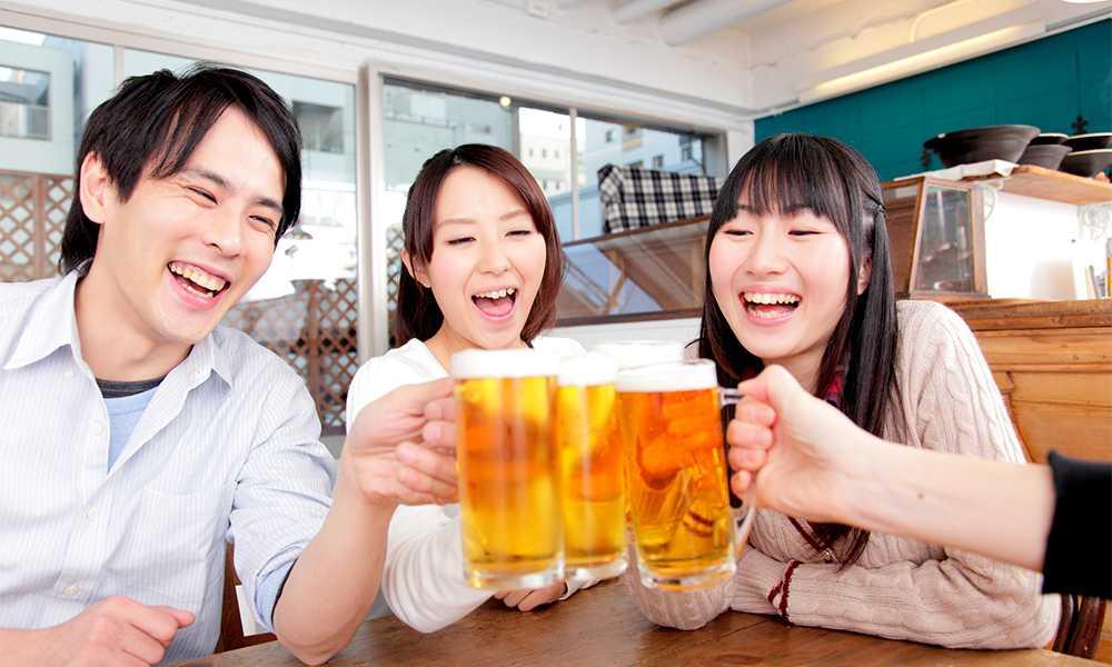Японское пиво с розовыми дрожжами