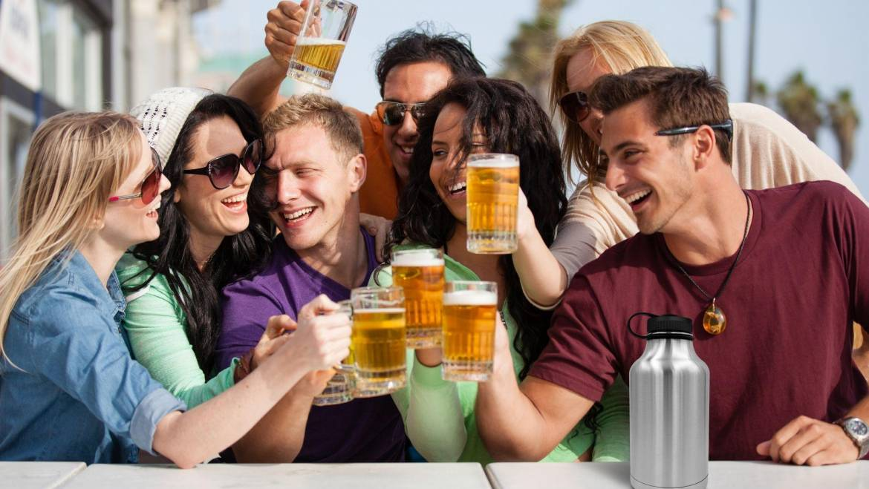 Популярность пива растет