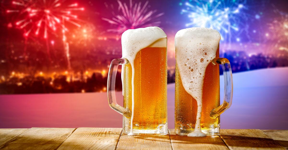 Умные бокалы для пива