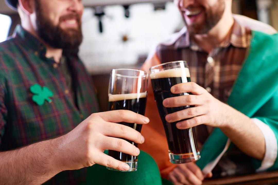 Экспортное ирландское пиво