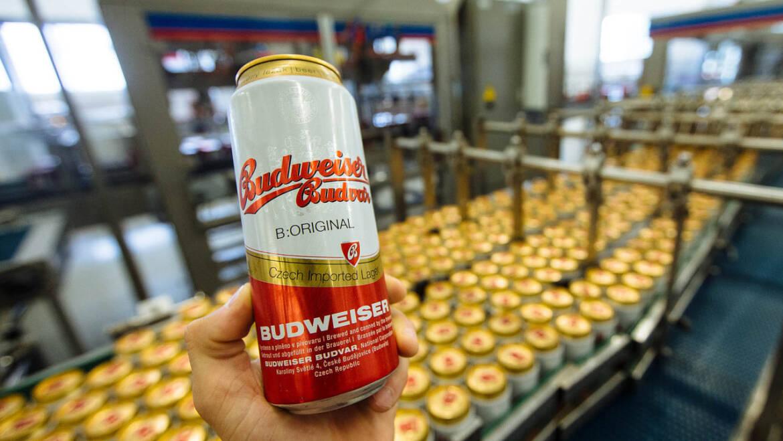 Чешская пивоварня лидер по объёму производства