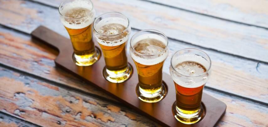 Американские пивоварни меняют маски на пиво