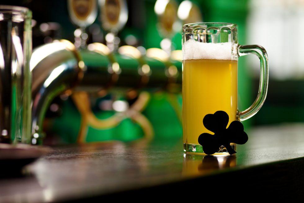Ирландцы стали меньше пить пива