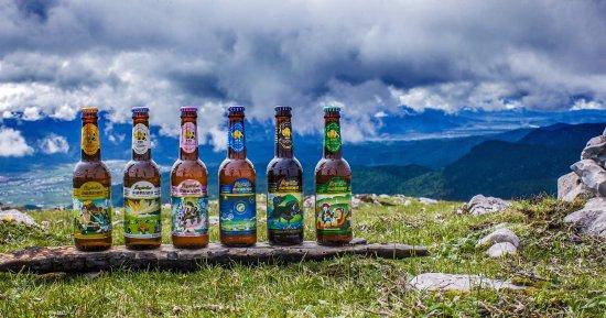 Тибетское крафтовое пиво