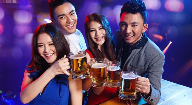 В Китае стали больше пить пива