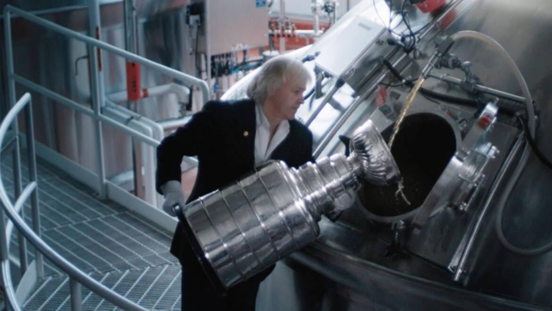 В Канаде выпустили пиво со вкусом кубка Стэнли