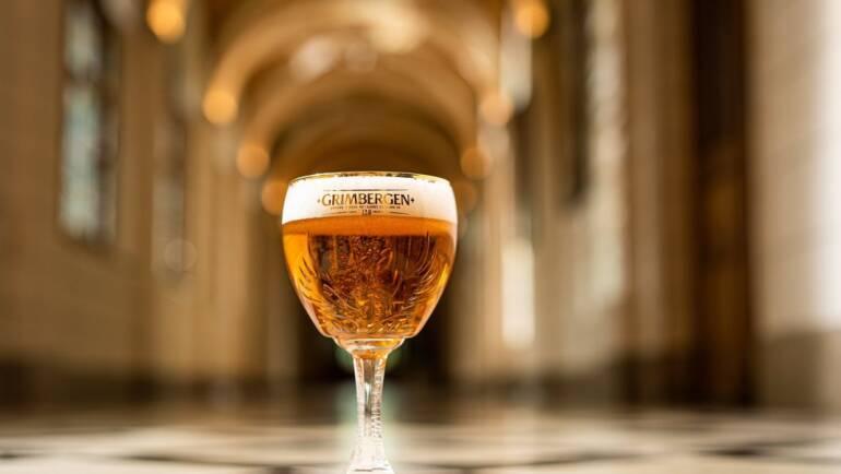 Как работает пивоварня в аббатстве Гримберген
