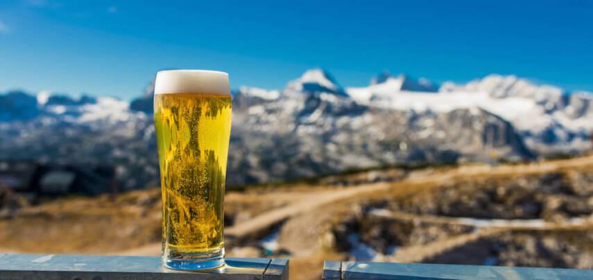 Испанское пиво для паломников