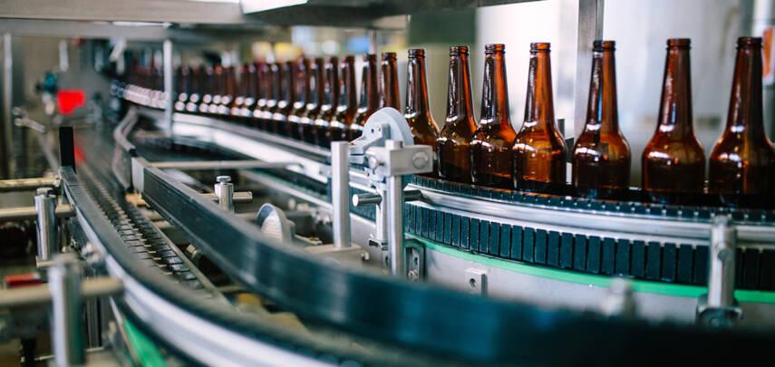 Какая скорость розлива пива на пивоварне