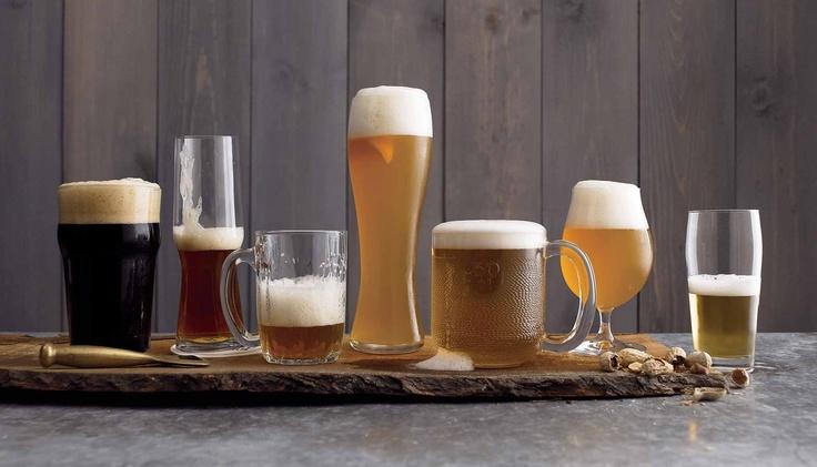 Как вес стакана влияет на вкус пива