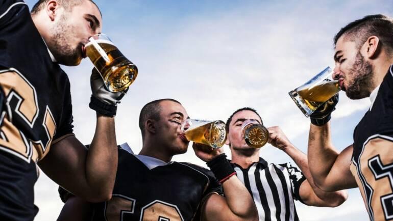 Как влияет пиво на результаты спортсменов